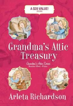 Grandma's Attic Treasury (Paperback)