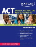 Kaplan ACT English, Reading, and Writing Workbook (Paperback)