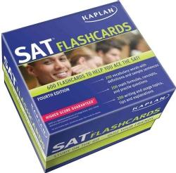 Kaplan SAT Flashcards (Cards)