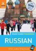 The Rough Guide Russian Phrasebook (Paperback)