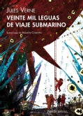 Veinte Mil Leguas De Viaje Submarino / 20,000 Leagues Under the Sea (Paperback)