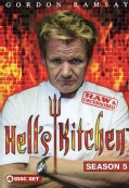 Hell's Kitchen: Season 5 Raw & Uncensored (DVD)