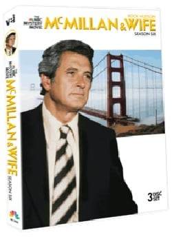 McMillan & Wife: Season 6 (DVD)