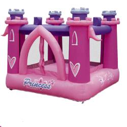 KidWise My Little Princess Inflatable Bounce House
