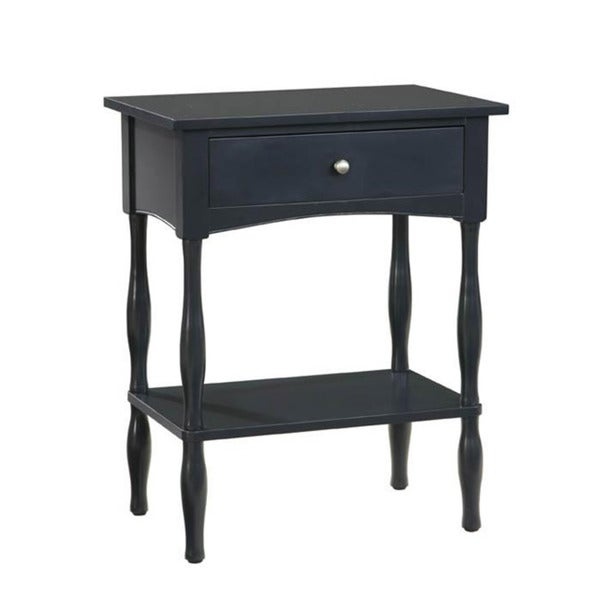 VP Home Black Fair Haven End Table
