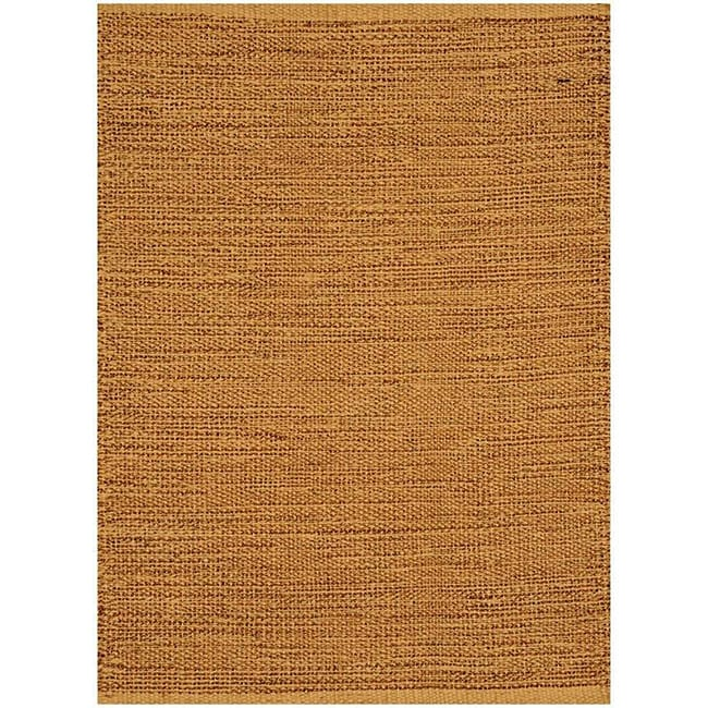 Handwoven Natural Jute Area Rug (8' x 11')