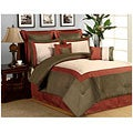 Hotel Rust 8-piece Comforter Set