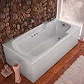 Eros White 60x32-inch Air Tub