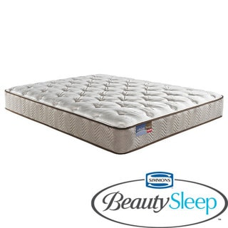 Simmons BeautySleep Devonwood Plush Full-size Mattress
