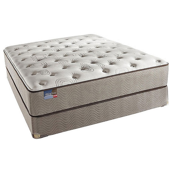Simmons BeautySleep Fox Hollow Plush Full-size Mattress Set