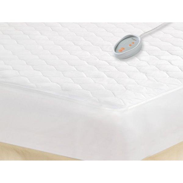 Beautyrest Twin-size Heated Electric Mattress Pad (As Is Item)