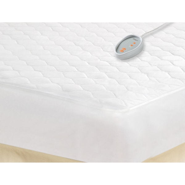 Beautyrest Full size Heated Electric Mattress Pad