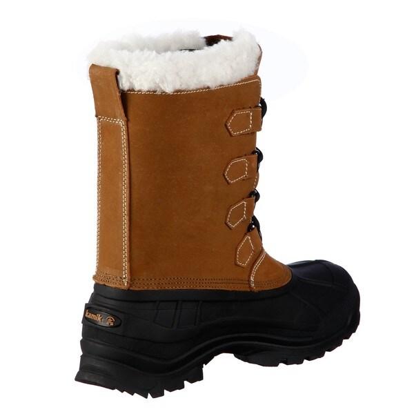 Kamik Men's 'Alborg' Tan Winter Boots