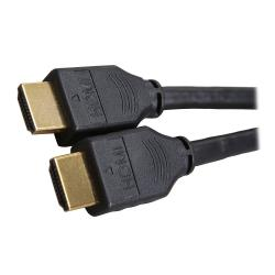 Premium 6-feet 1.4 Type A HDMI to HDMI High Speed Cable with Ethernet for PC Connectivity