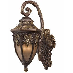 Bordeaux Five-light Oil Rubbed Bronze Outdoor Wall Light