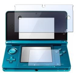 2-piece Screen Protector for Nintendo 3DS