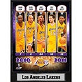 Encore Select 2011 Los Angeles Lakers Plaque