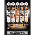 Encore Select 2011 San Antonio Spurs Plaque