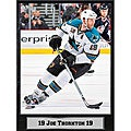 Encore Select San Jose Sharks Joe Thornton Plaque