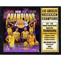 Encore Select 2010 NBA Champions LA Lakers Stat Plaque (12x15)