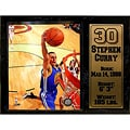 Encore Select Golden State Warrior Stephen Curry Plaque