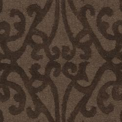 Safavieh Handmade Irongate Brown New Zealand Wool Runner (2'3 x 8')