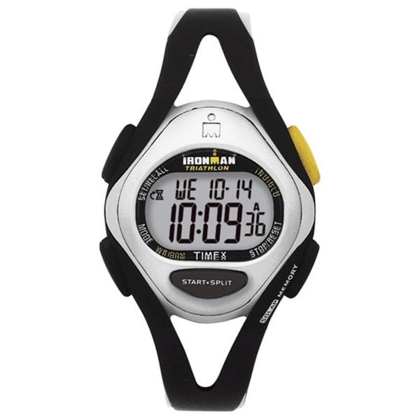Timex Women's Ironman Triathlon Sleek 50-Lap Watch
