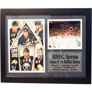 Encore Select 2010 Buffalo Sabres Frame (12x18)