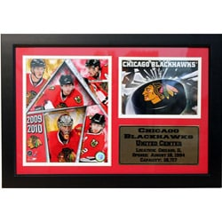 Encore Select 2010 Chicago Blackhawks Team Frame
