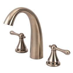 Fontaine Amalfi Roman Brushed Nickel Tub Filler Faucet