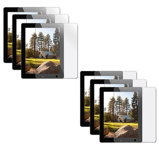 Screen Protector for Apple iPad 2 (Pack of 3)