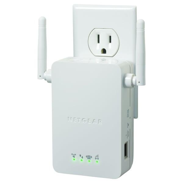 Netgear WN3000RP IEEE 802.11n 54 Mbps Wireless Range Extender - ISM B
