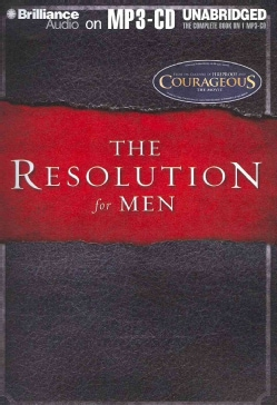 The Resolution for Men (CD-Audio)