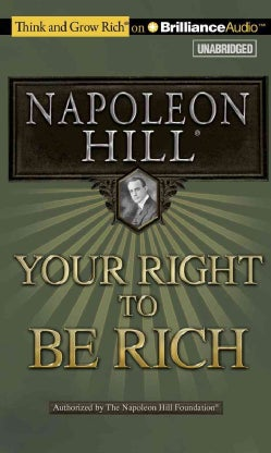 Your Right to Be Rich (CD-Audio)