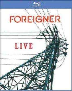 Foreigner: Live (Blu-ray Disc)