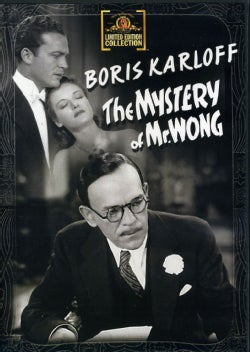 The Mystery Of Mr. Wong (DVD)