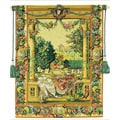 Anticipation European Tapestry Wall Hanging