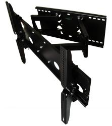 Mount-It! Heavy-duty Articulating 42- to 70-inch TV Wall Mount