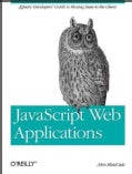 JavaScript Web Applications (Paperback)