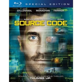 Source Code (Blu-ray Disc)