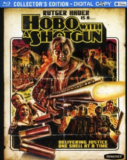 Hobo With A Shotgun (Blu-ray Disc)