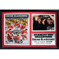Chicago Blackhawks 2010 Framed Team Photograph