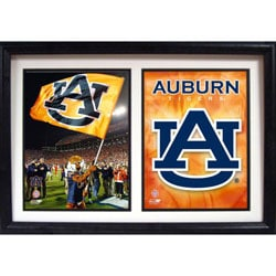 Auburn University Double Photo Frame