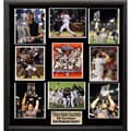 World Series 2010 Champion San Francisco Giants Framed Photo Collage
