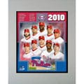 Encore Select 2010 Philadelphia Phillies Framed Photograph