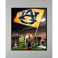 Encore Select Auburn University Tiger Double Matted Photo