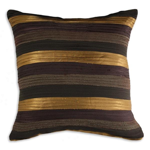Callista Striped Throw Pillow