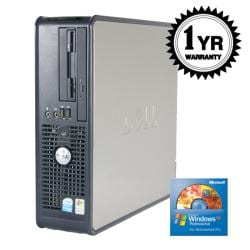 Dell Optiplex 745 2.13Ghz 2G 400GB Combo XP SFF Computer (Refurbished)