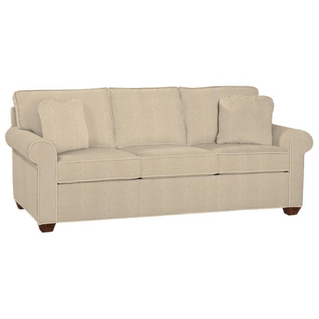 Ellen Fabric Natural Weave Sofa
