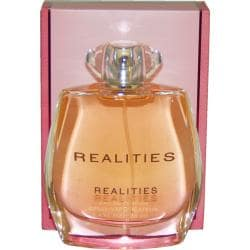 Liz Claiborne Realities (New) Women's 3.4-ounce Eau de Parfum Spray
